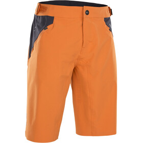 ION Traze AMP Short de cyclisme Homme, riot orange